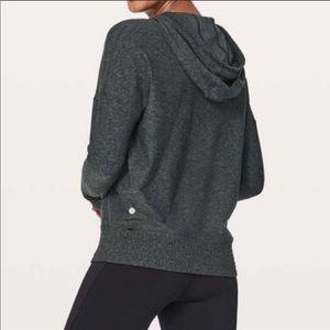 Lululemon Athletica Lead The Pack Hoodie Sweater